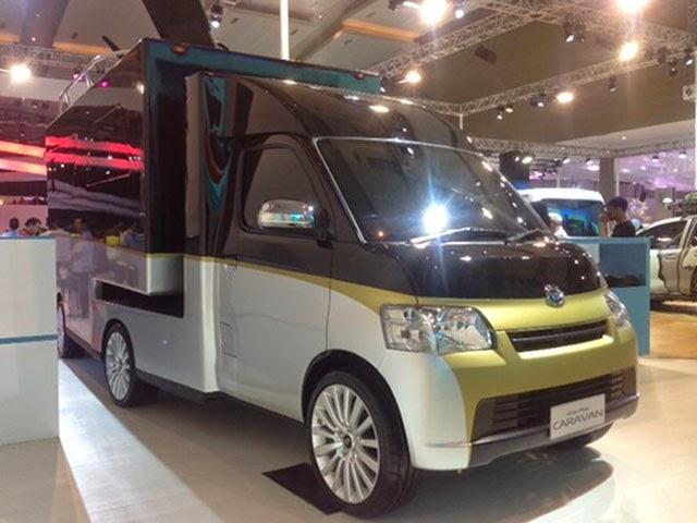 Foto Modifikasi All Daihatsu Gran Max Terbaru Otomotif Trend Viral