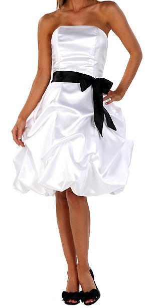 vestidos de fiesta cortos para senoras