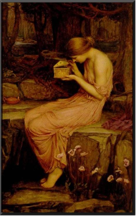 Mitologia greca prometeo e il vaso di pandora for Mito vaso di pandora