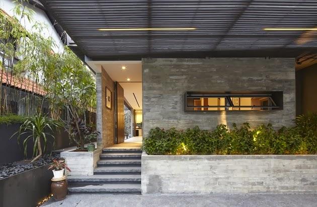desain rumah kecil minimalis bertingkat desain rumah