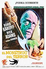El monstruo del terror (1965) Ver Online Y Descargar Gratis
