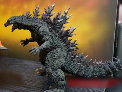 Bandai SH Monsterarts Godzilla 2000