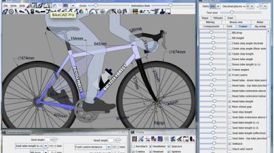 Tips dan Desain Sendiri Sepeda Impian Online dengan BikeCAD