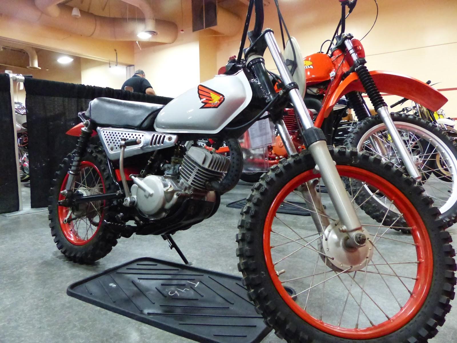 Oldmotodude 1975 honda mr50 sold for 1 000 at the 2016 for Las vegas honda