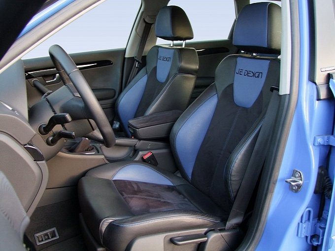 SEAT Exeo ST interior by Je Design