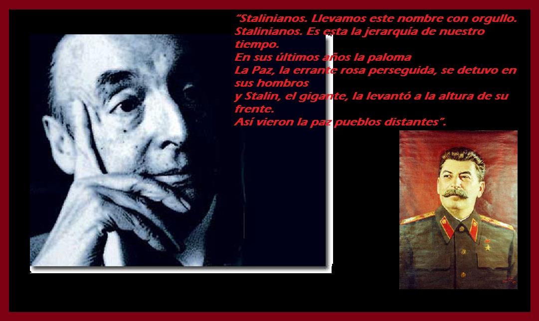 Oh Pablito !: Neruda y Stalin