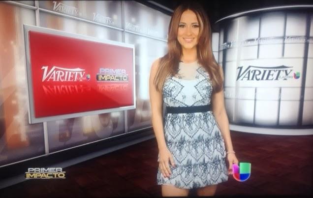 "1- Jackie Guerrido: Imagen de ""Variety Latino"""