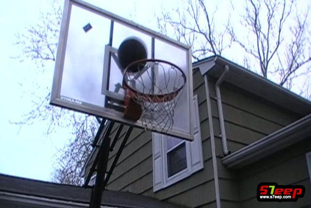 Trik Masukin Bola Basket Paling Keren