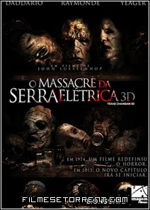 O Massacre da Serra Elétrica - A Lenda Continua Torrent Dual Audio