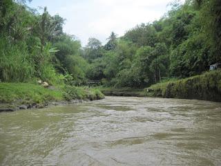 sungai elo magelang