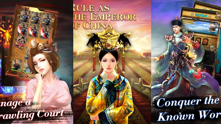 The Emperor of China Gameplay Android