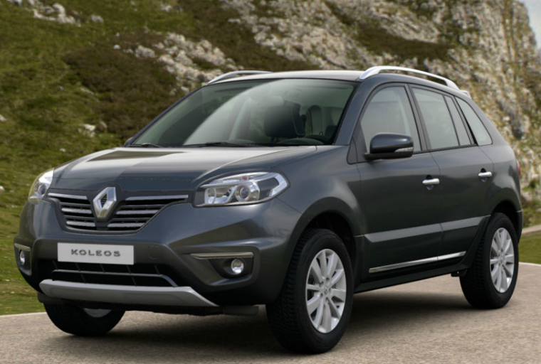 renault koleos restyl 2015 couleurs colors. Black Bedroom Furniture Sets. Home Design Ideas