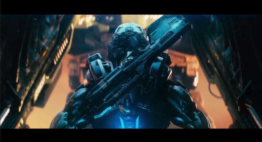 Nuevo trailer de Halo 5 muestra nuevas habilidades del Spartan Locke