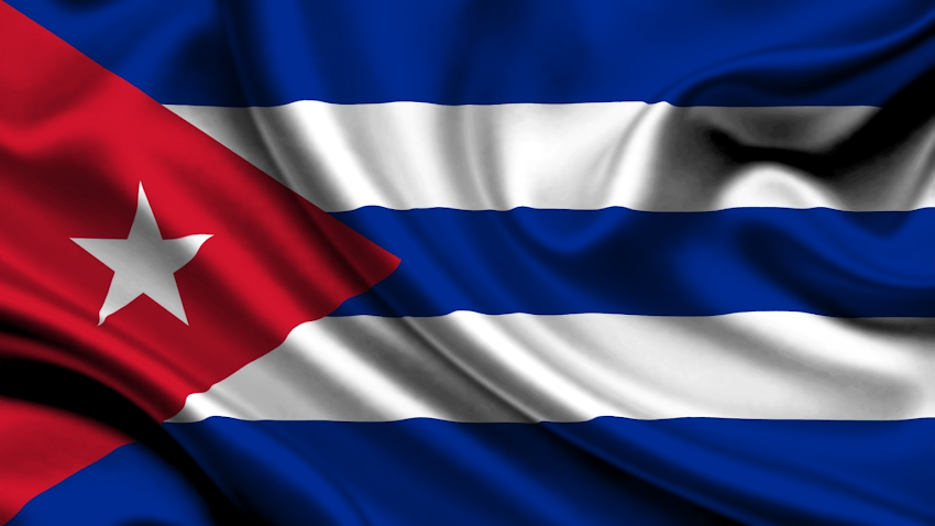 Mi Bandera: La Cubana, Por Aramis Gonzalez Gonzalez de Cuba. 2016