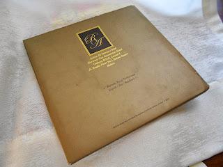 Undangan Pernikahan Gold (enha-HC055)