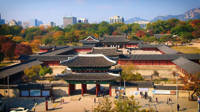 Istana Kerajaan Korea