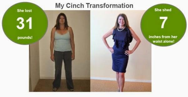 Turunkan Berat Badan dengan Cinch® Inch Loss Plan