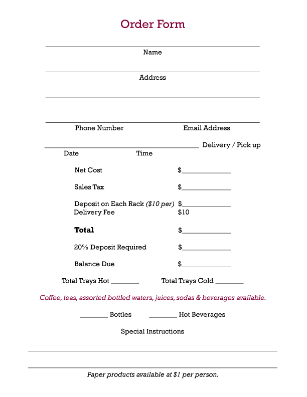 Lunch Order Form Template http://chow284.blogspot.com/2011/12/holiday ...