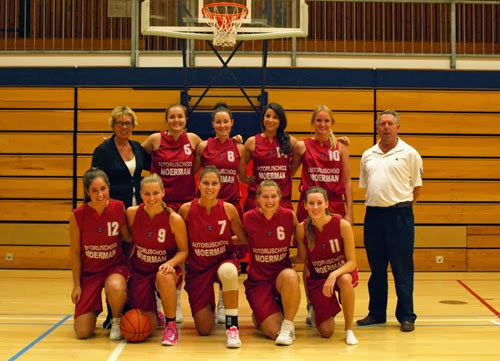 Dames 1, seizoen 2013-2014