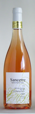 Robert Cantin Sancerre Rose 2011