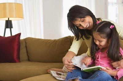 Orang tua harus rutin dan sabar mendampingi anak belajar