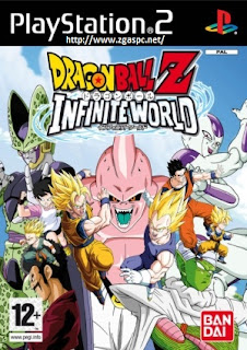 Free Download Games Dragon Ball Z Infinite World PS2 ISO FOR pc full version zgaspc