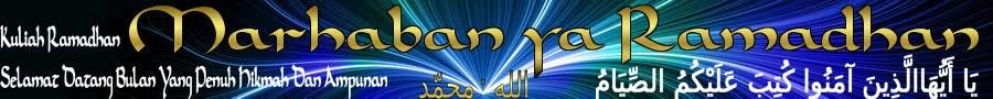 Kuliah Ramadhan