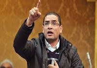 """أبو حامد:""""العسكري"""" سيتضامن معنا ضد مرسي"""