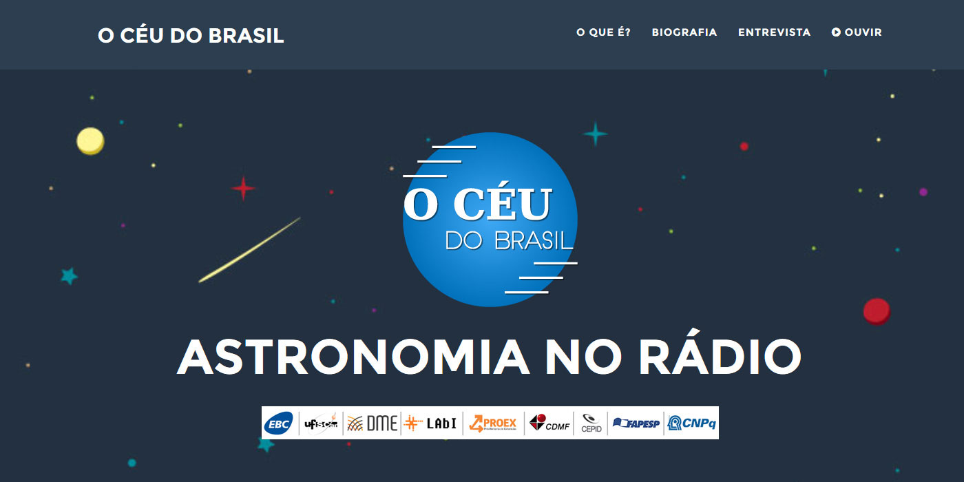 Astronomia no Rádio
