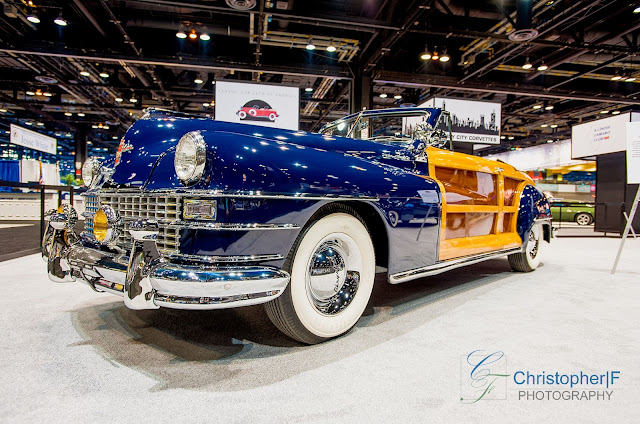 Classic Wood Panel Convertable