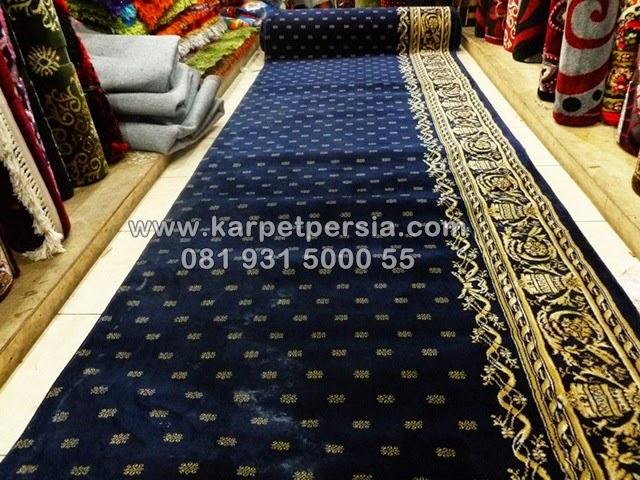 PUSAT KARPET IMPORT TERLENGKAP Jual Karpet Masjid Polos