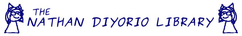 Nathan DiYorio's Blog