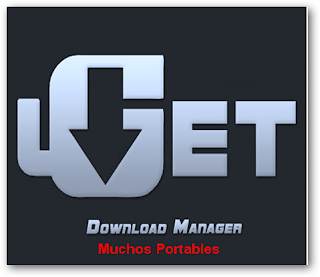 uGet Download Manager Portable