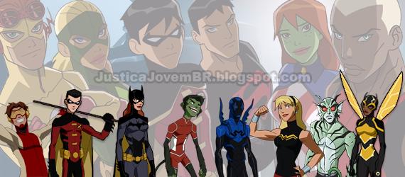 Justiça Jovem: equipe completa