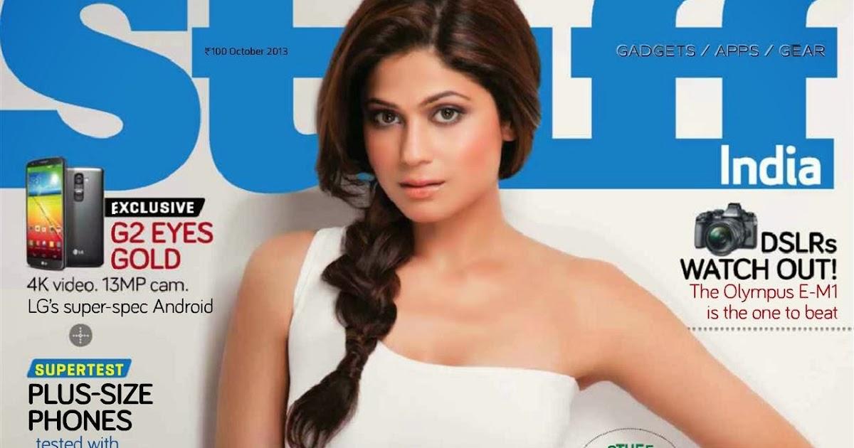 Stuff Magazine 2013 Shamita Shetty ...