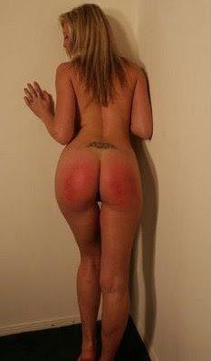 bumbum vermelho BDSM