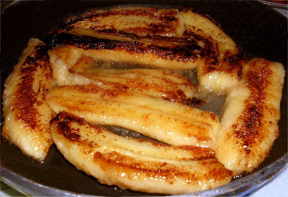 Bon Dimanche Banane+flamb%25C3%25A9e