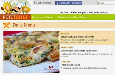 happy call pan recipes wakame shrimp omelette petitchef