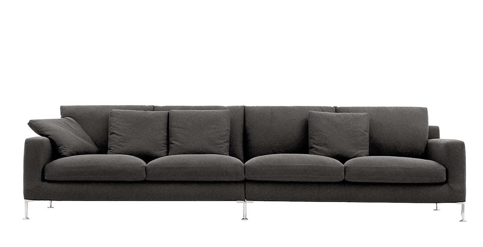 Harry sofa by b b italia designer furniture fitted for Sofa bb italia