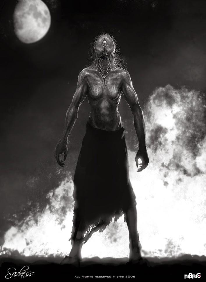 concept art of Marek Okon