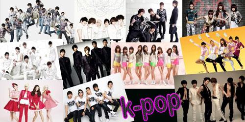 Chart Tangga Lagu KPop Juni 2013