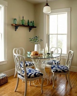 Blog de decoracion decoracion comedor decoracion con - Decorar una mesa de comedor ...