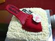 High Heels 3D Cake