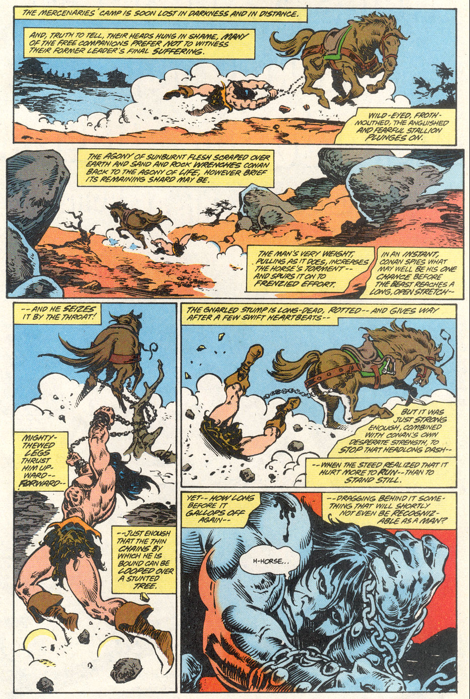 Conan the Barbarian (1970) Issue #275 #287 - English 17