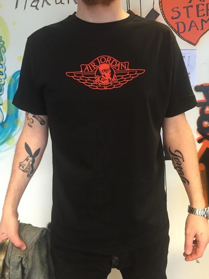 Fashion Tipp - Das T-Shirt des Tages : Air Brigade