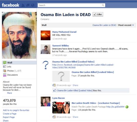pagina Faceboock