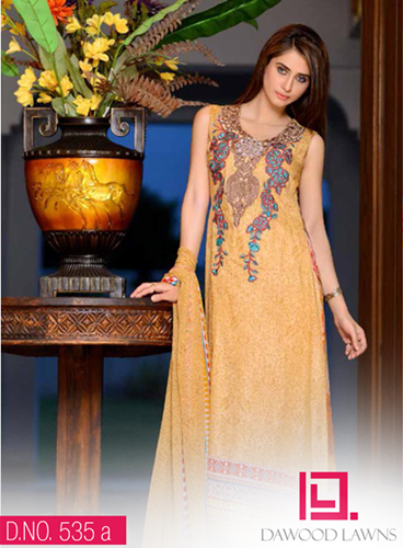 Ayesha Samia EID Collection 2014