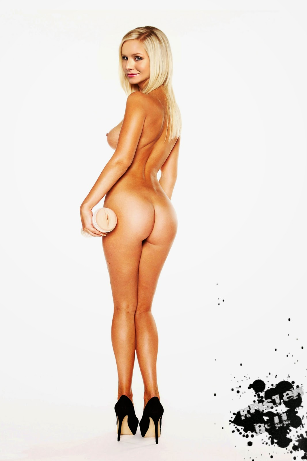 Nackt Bilder : Kristen Bell Naked Photos   nackter arsch.com