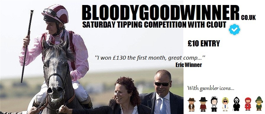 BLOODY GOOD WINNER