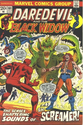 Daredevil and the Black Widow #101, Angar the Screamer